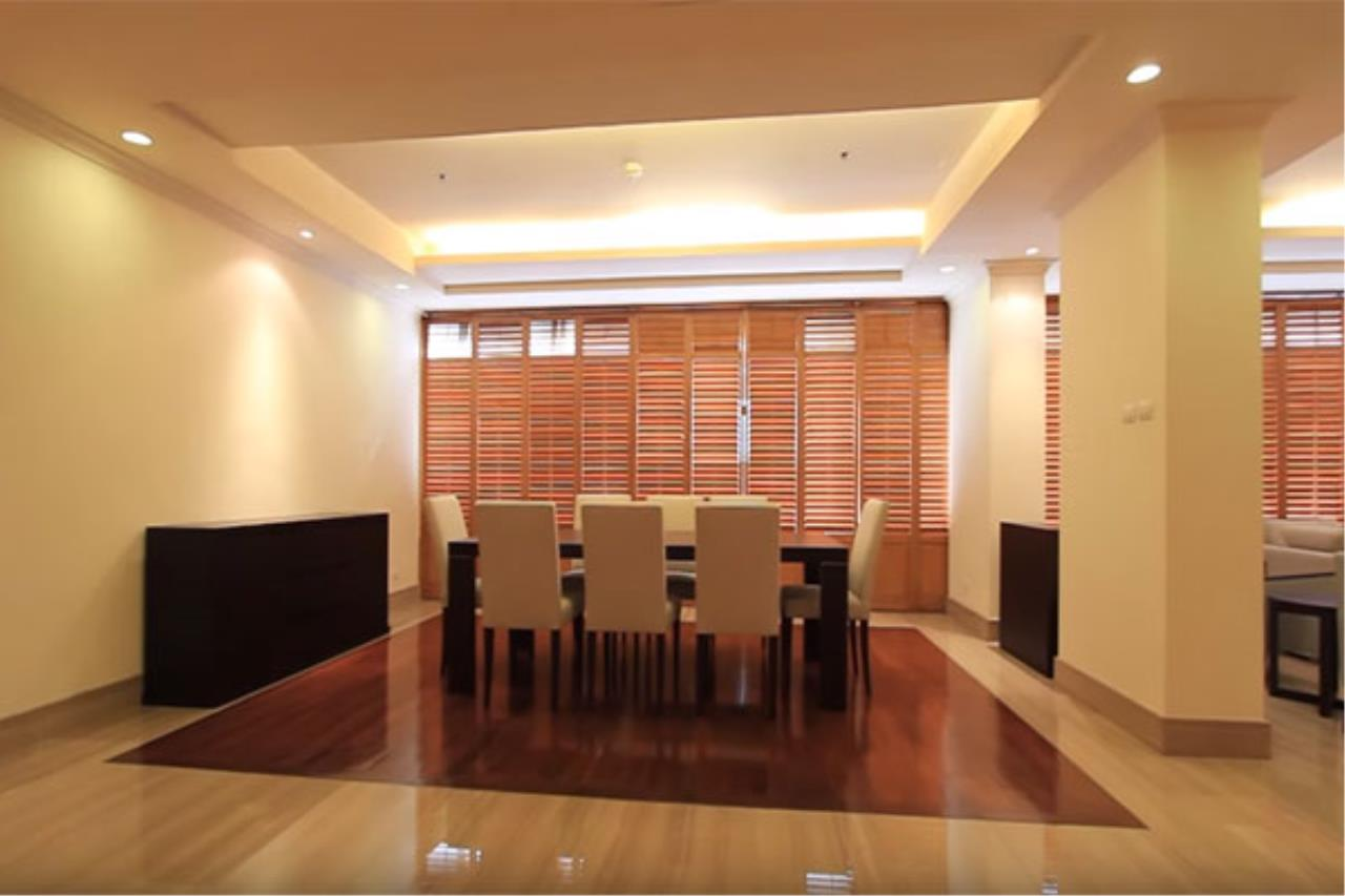 Edman and Partners Co.,Ltd Agency's Baan Ratchadamri For Rent 1