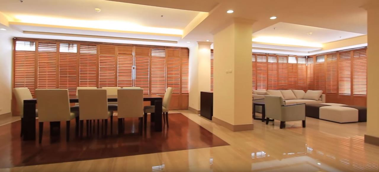 Edman and Partners Co.,Ltd Agency's Baan Ratchadamri For Rent 4