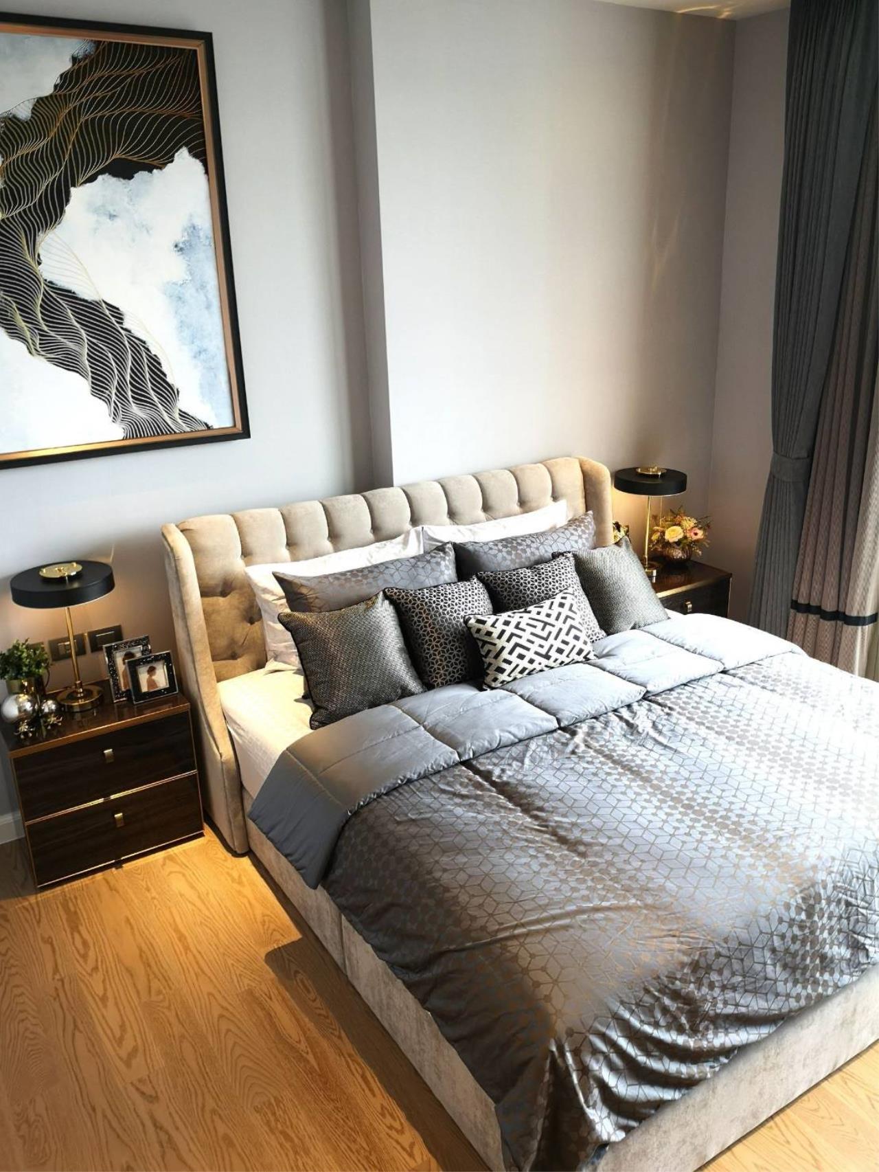 Edman & Partners Co.,Ltd. Agency's Iconsiam Magnolia condo for rent 1