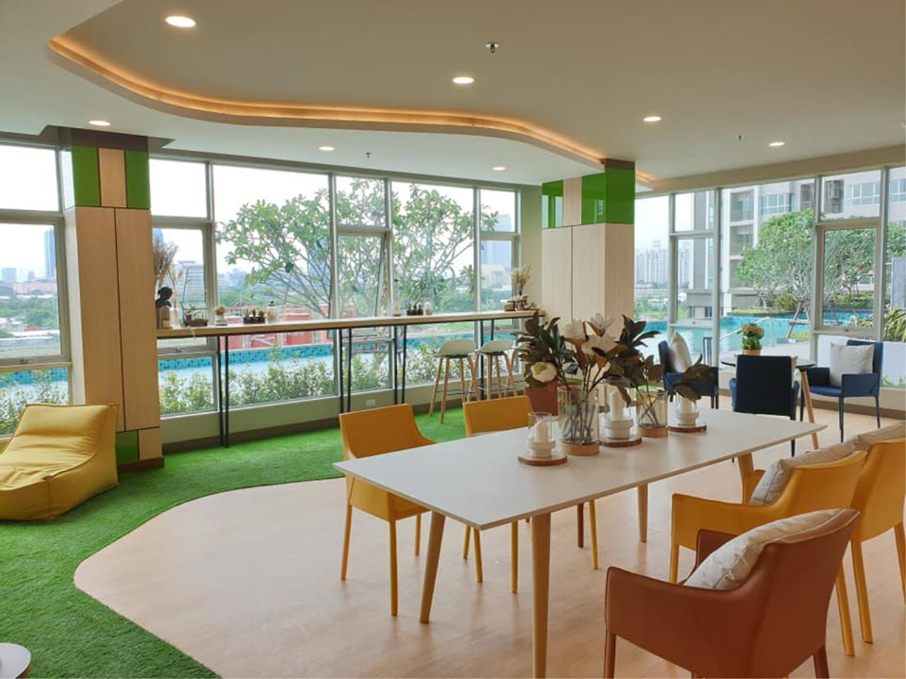 Edman & Partners Co.,Ltd. Agency's Supalai Veranda Rama 9 for Rent 13