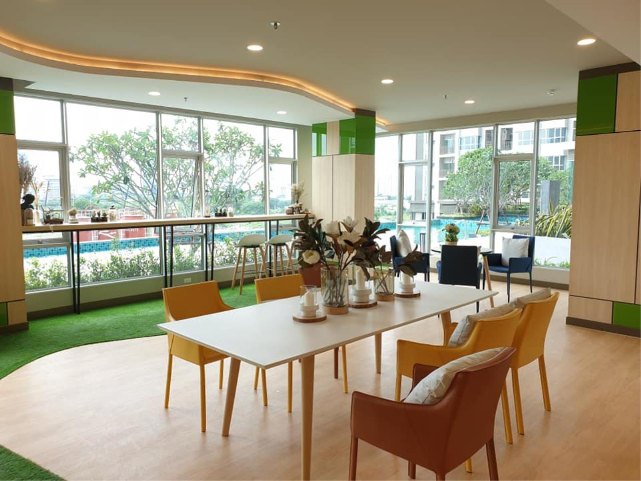 Edman & Partners Co.,Ltd. Agency's Supalai Veranda Rama 9 for Rent 18