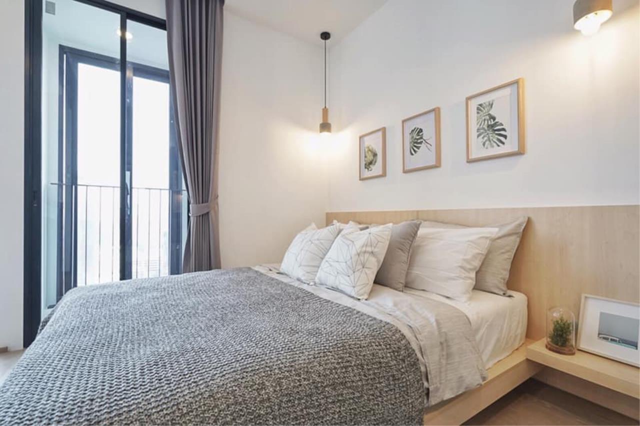Edman and Partners Co.,Ltd Agency's Ashton Chula-Silom for Rent 1