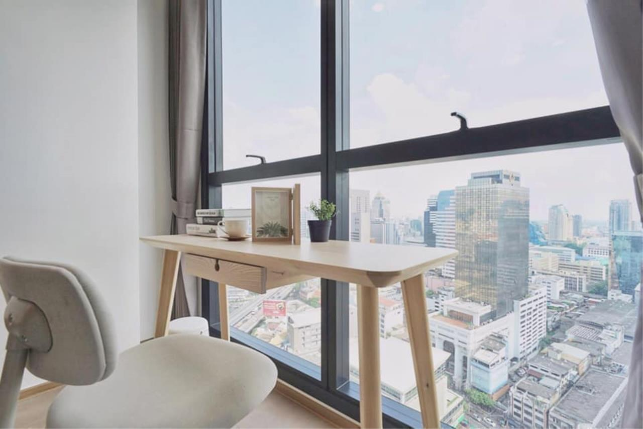 Edman and Partners Co.,Ltd Agency's Ashton Chula-Silom for Rent 4