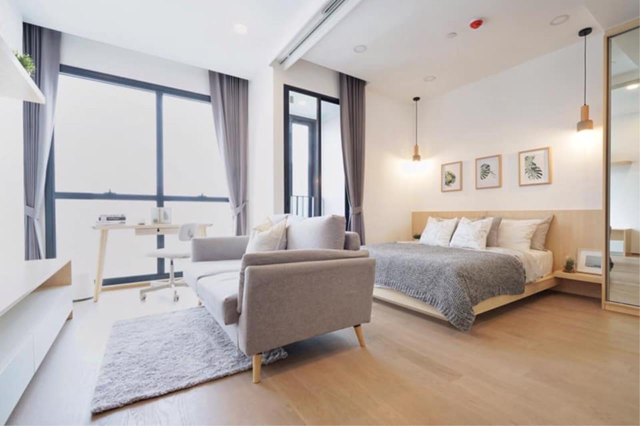 Edman and Partners Co.,Ltd Agency's Ashton Chula-Silom for Rent 5