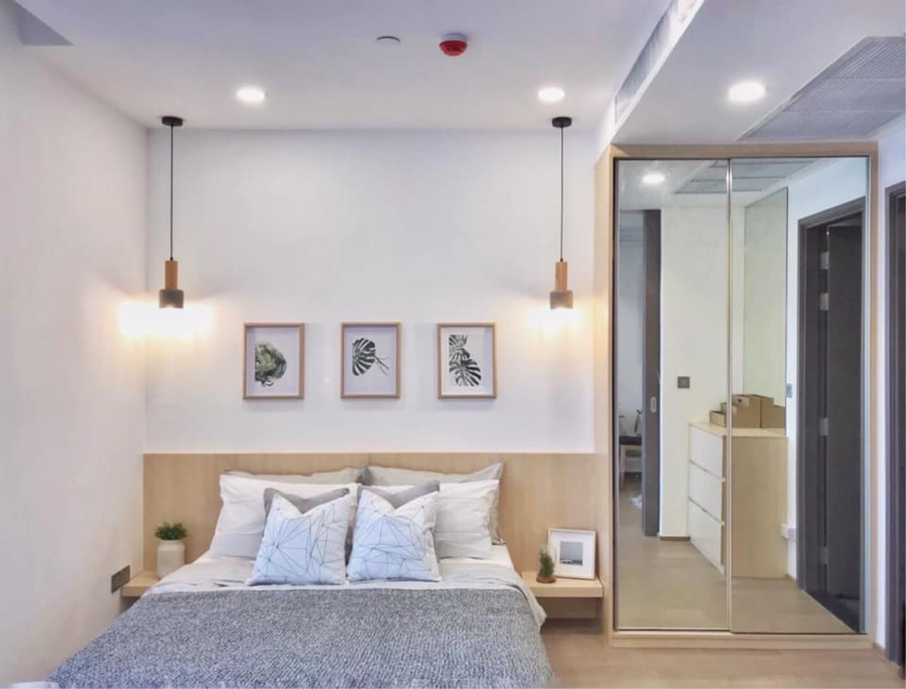 Edman and Partners Co.,Ltd Agency's Ashton Chula-Silom for Rent 2