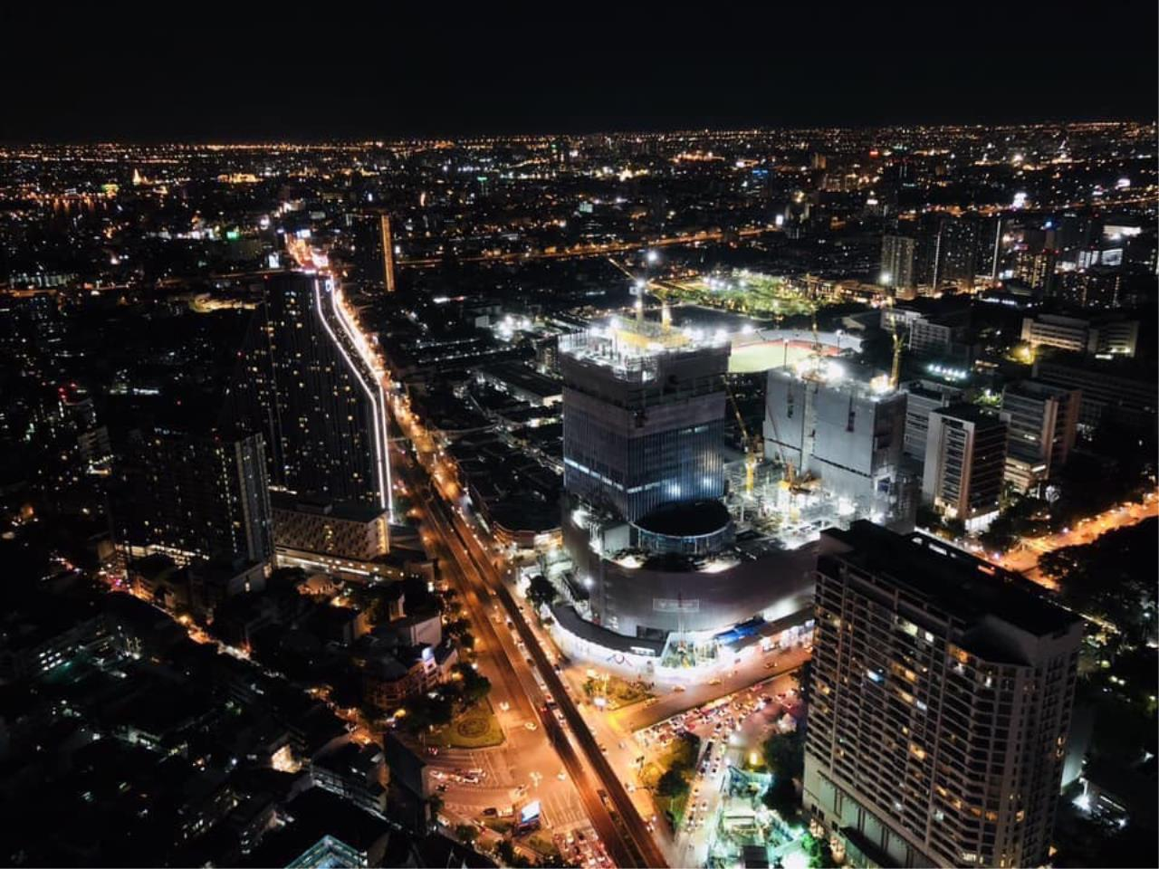 Edman and Partners Co.,Ltd Agency's Ashton Chula-Silom for Rent 9