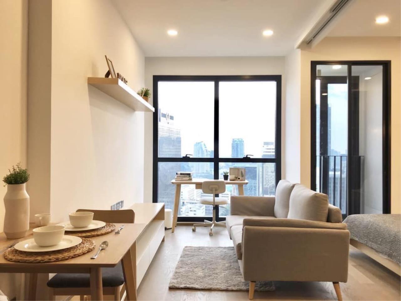 Edman and Partners Co.,Ltd Agency's Ashton Chula-Silom for Rent 7