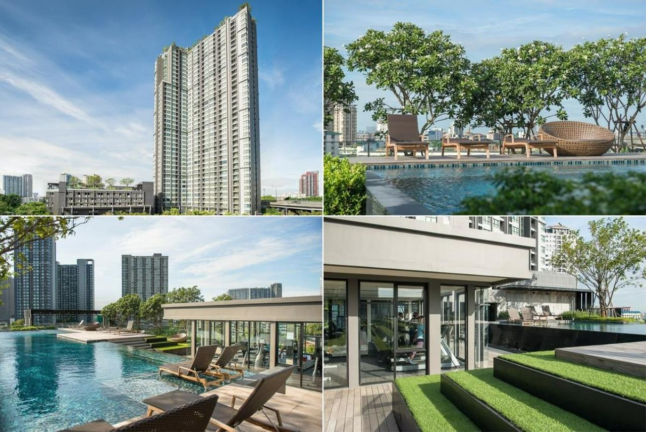 Edman and Partners Co.,Ltd Agency's Condo The Base Park West (Phra Kanong) (Preedee Panom Yong 2 6