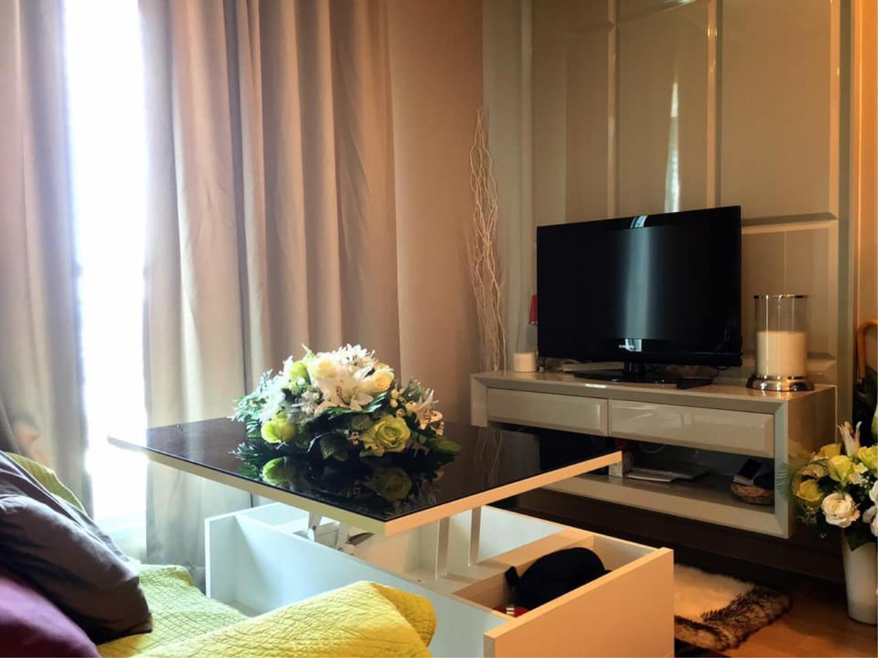 Edman & Partners Co.,Ltd. Agency's The Address Phayathai for Rent 1