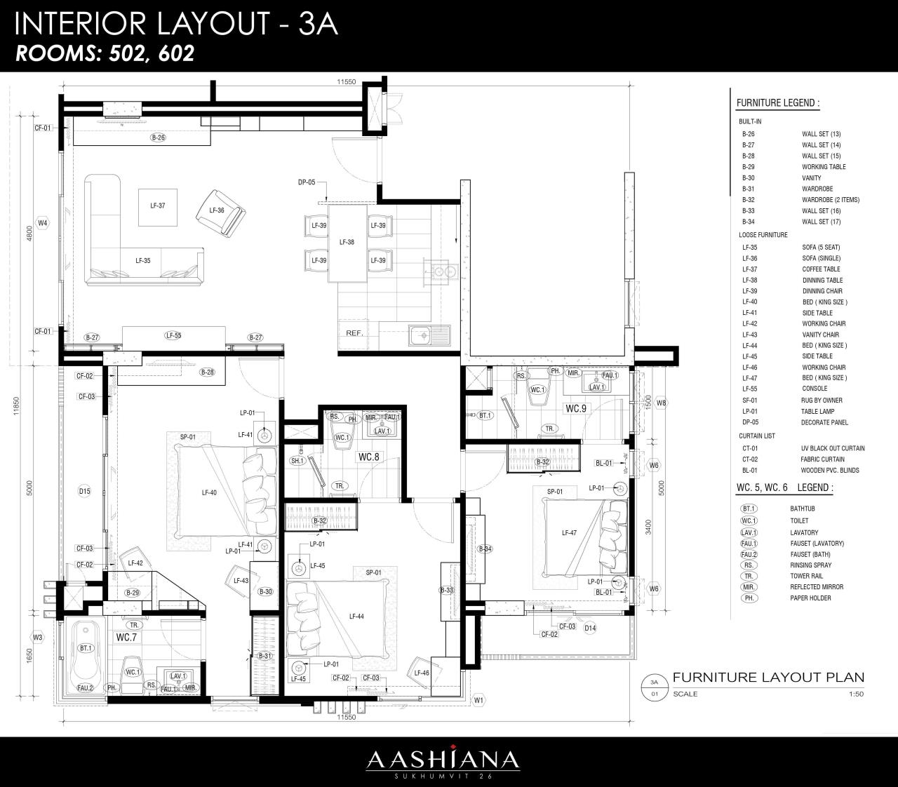 Edman & Partners Co.,Ltd. Agency's AASHIANA (Sukhumvit 26) - 3 UNITS AVAILABLE NOW !!! 4