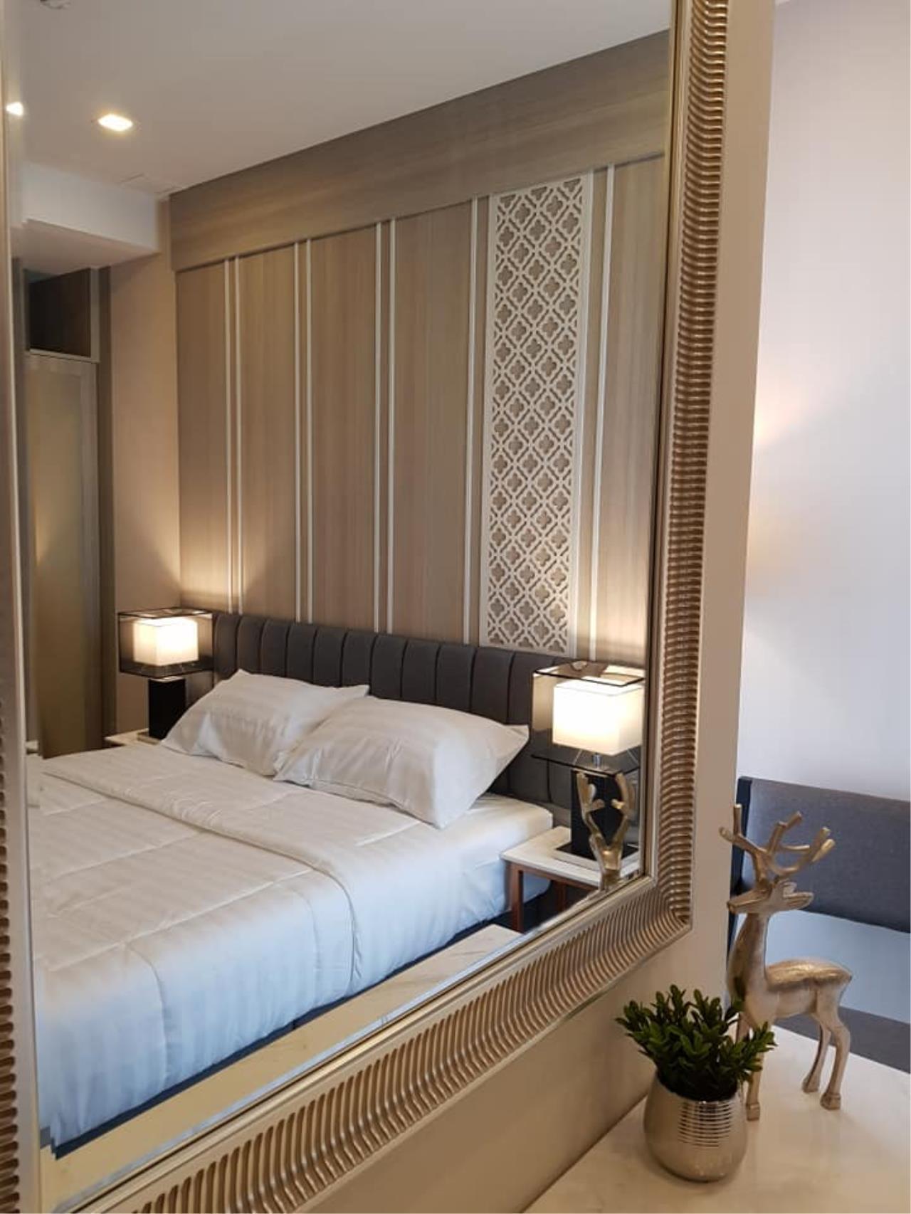 Edman & Partners Co.,Ltd. Agency's  1bedroom type at Aston Asoke for rent  2