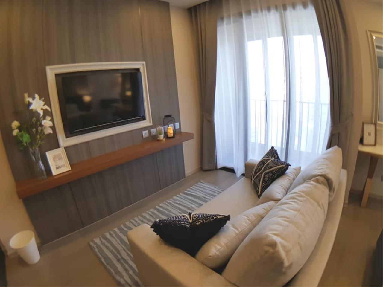 Edman & Partners Co.,Ltd. Agency's  1bedroom type at Aston Asoke for rent  3