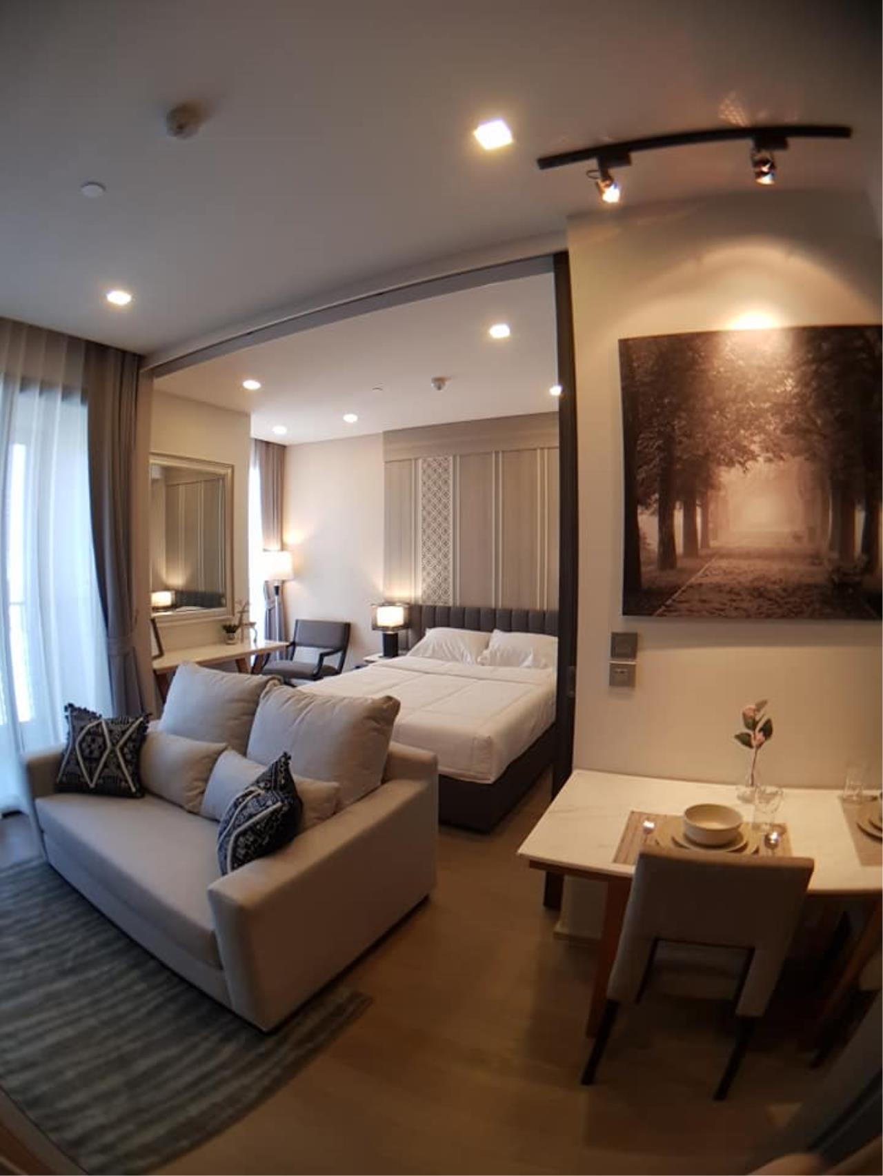 Edman & Partners Co.,Ltd. Agency's  1bedroom type at Aston Asoke for rent  4