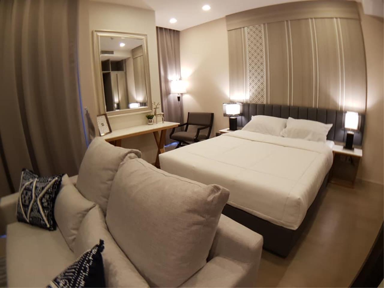 Edman & Partners Co.,Ltd. Agency's  1bedroom type at Aston Asoke for rent  5