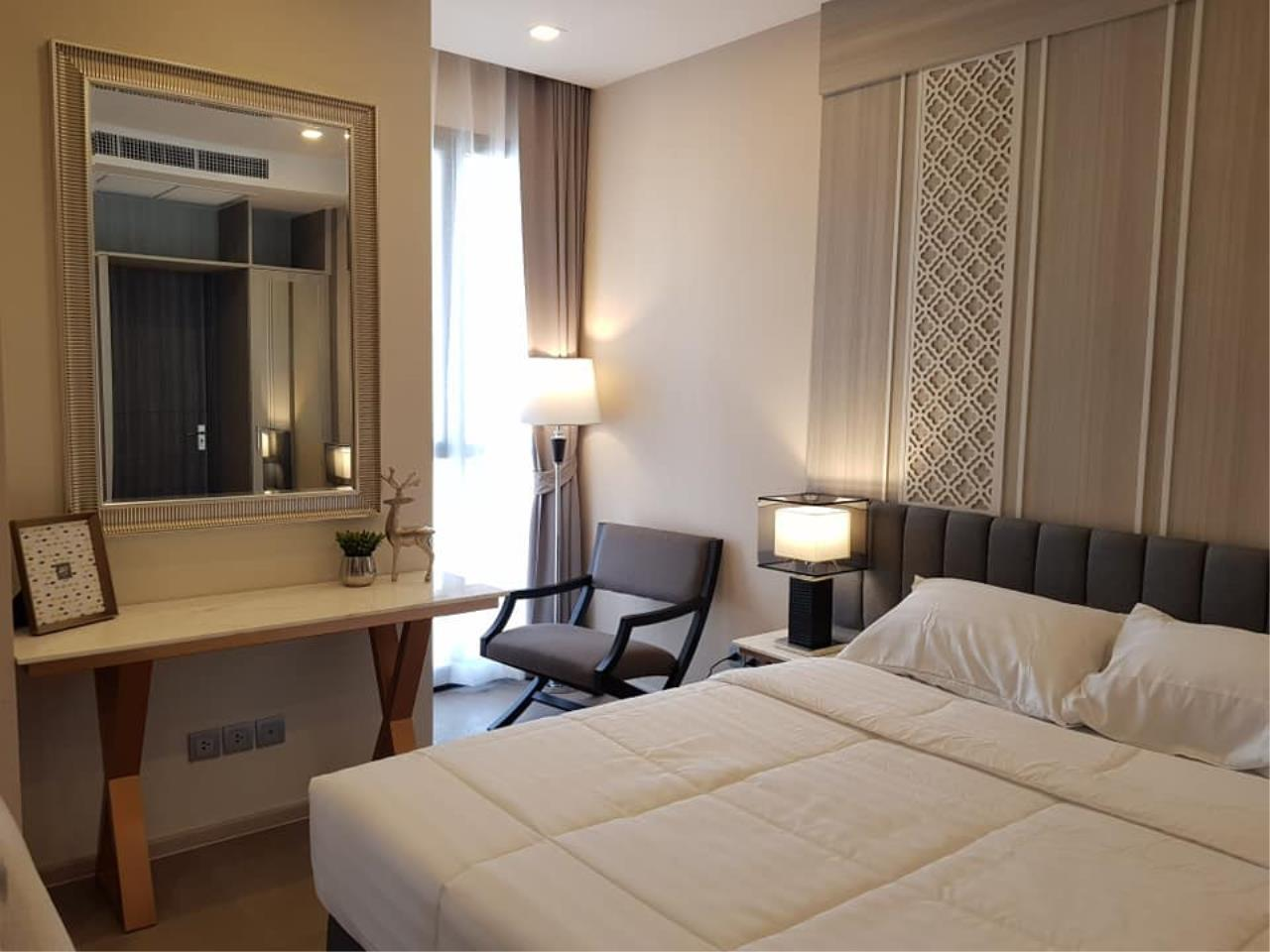 Edman & Partners Co.,Ltd. Agency's  1bedroom type at Aston Asoke for rent  6