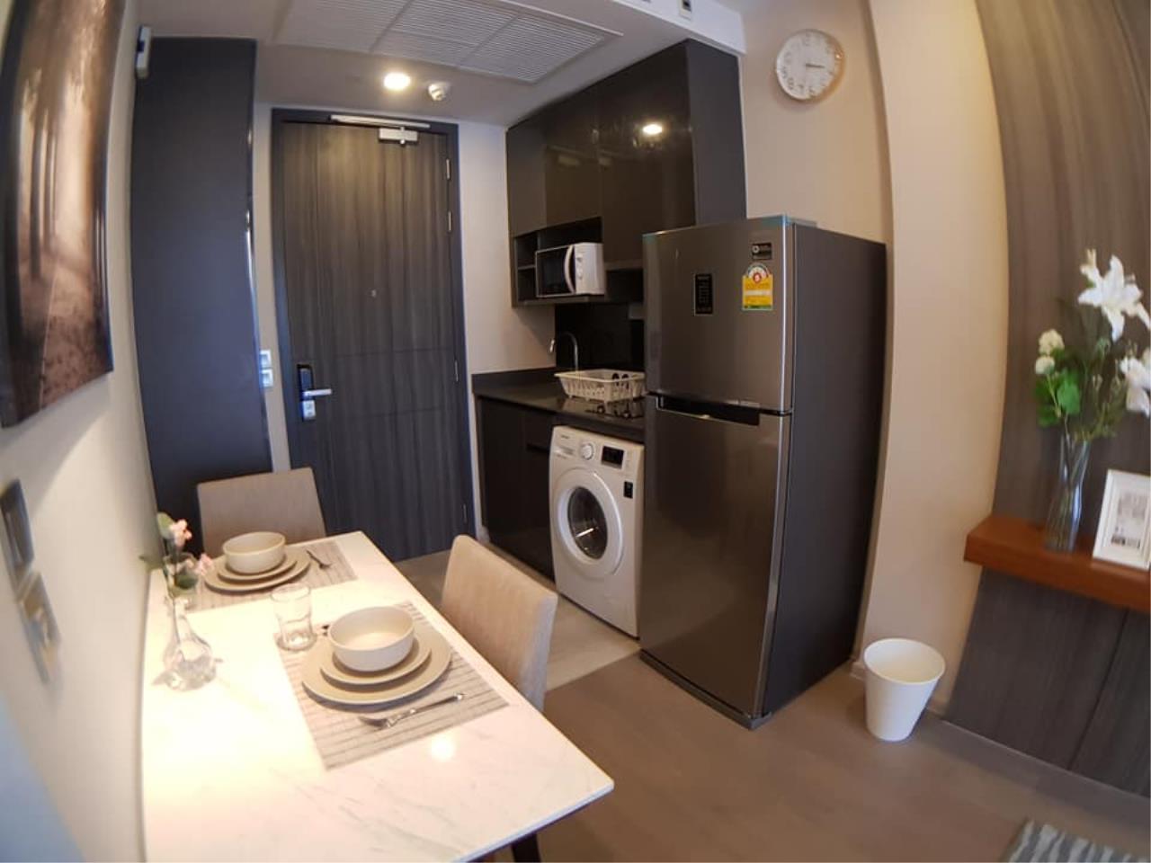 Edman & Partners Co.,Ltd. Agency's  1bedroom type at Aston Asoke for rent  7
