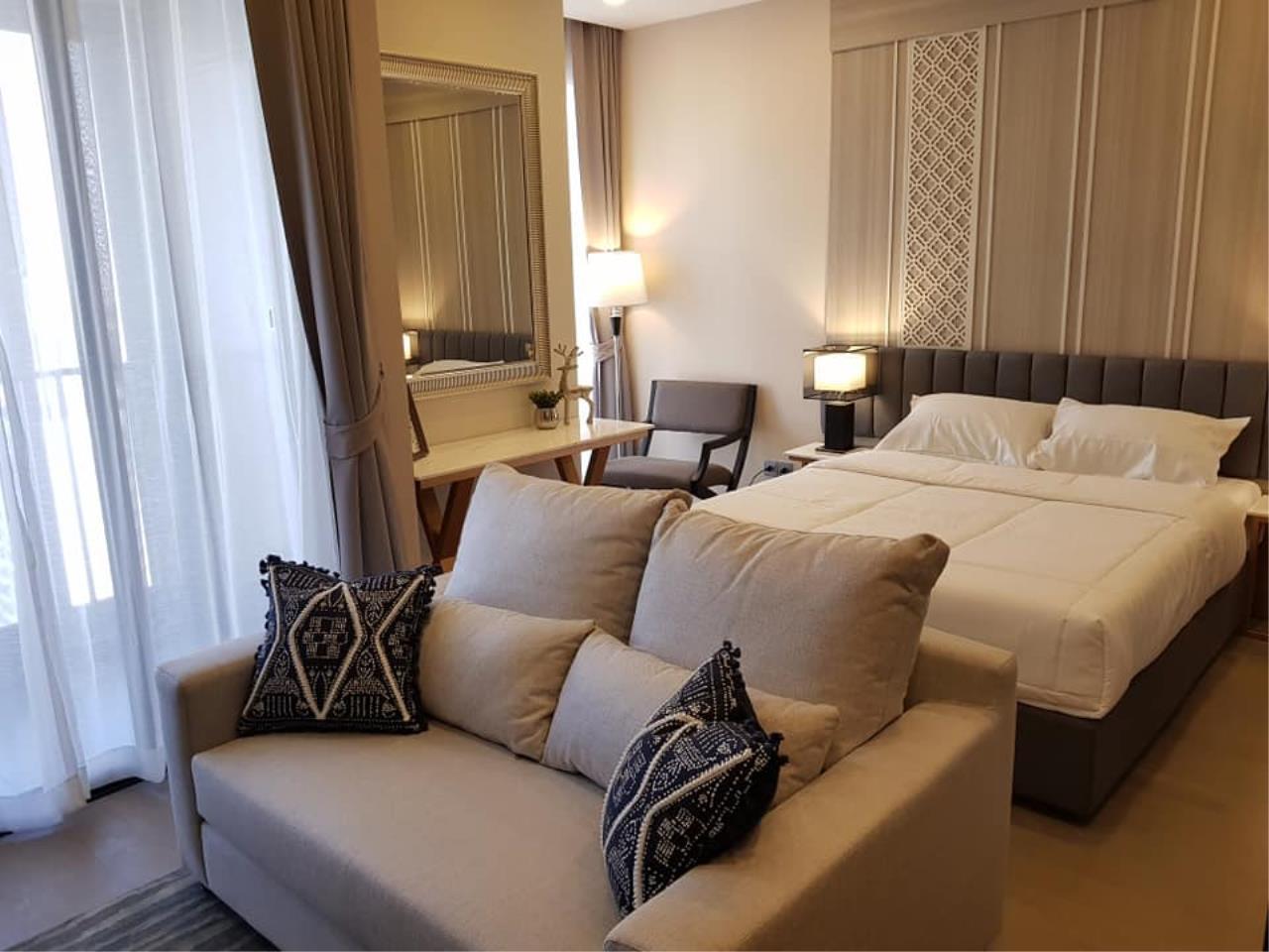 Edman & Partners Co.,Ltd. Agency's  1bedroom type at Aston Asoke for rent  10
