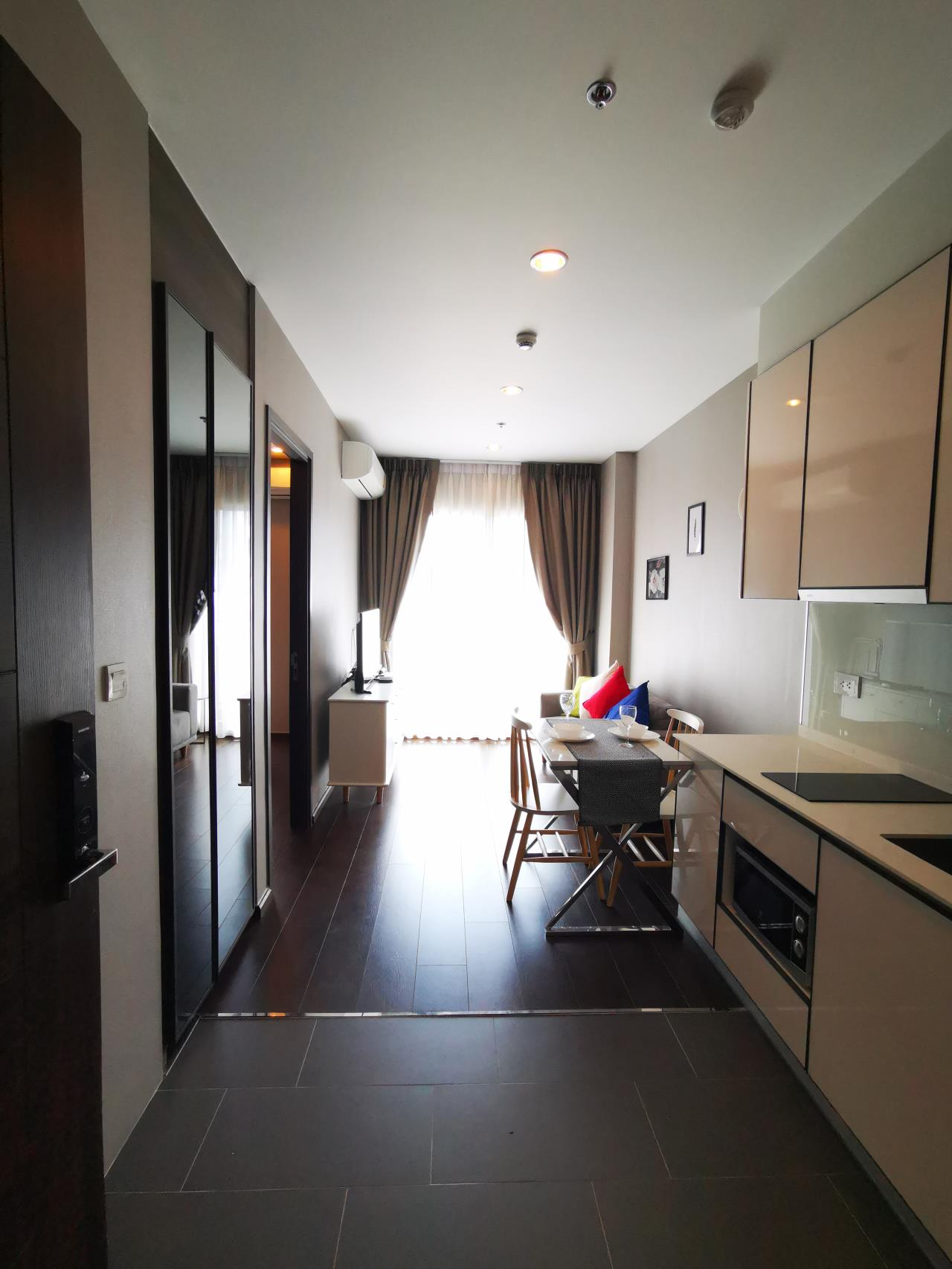 Edman & Partners Co.,Ltd. Agency's 1 Bedroom Condo for rent in C EKKAMAI, Khlong Tan Nuea, Bangkok 3