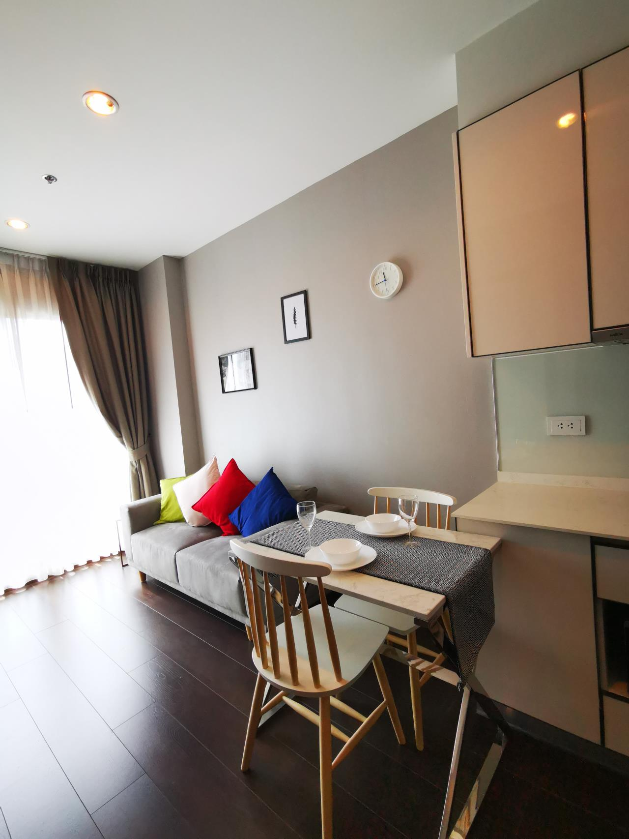 Edman & Partners Co.,Ltd. Agency's 1 Bedroom Condo for rent in C EKKAMAI, Khlong Tan Nuea, Bangkok 4