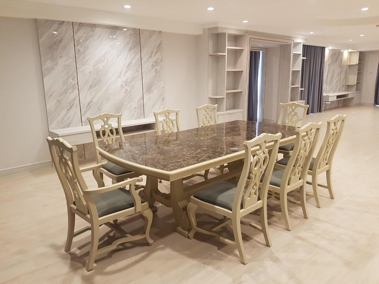 Edman and Partners Co.,Ltd Agency's Newly renovation 4 bedroom Room for rent - Raj Mansion   12