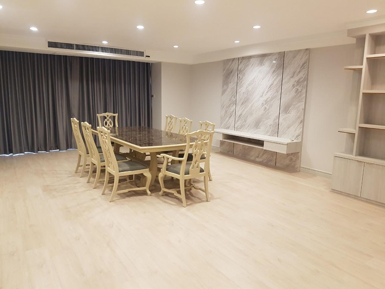 Edman and Partners Co.,Ltd Agency's Newly renovation 4 bedroom Room for rent - Raj Mansion   13