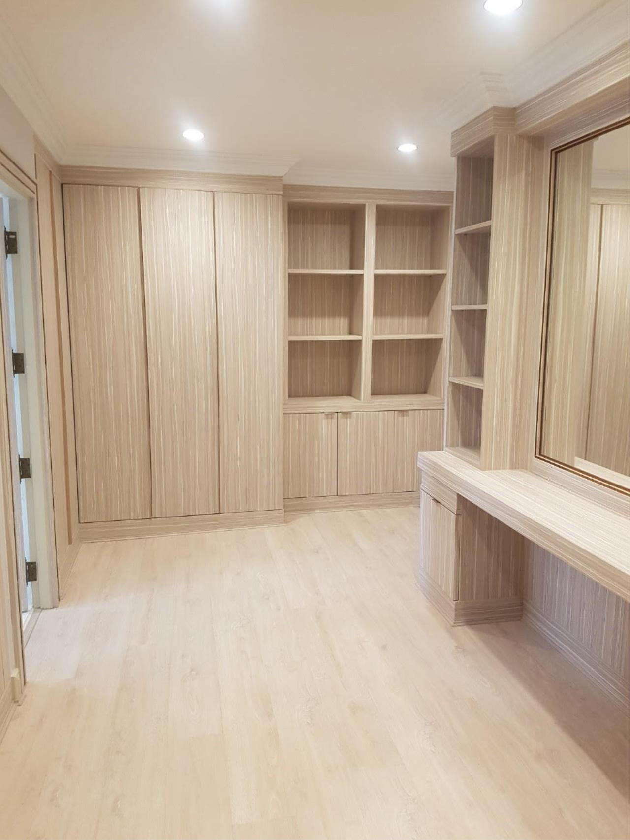 Edman and Partners Co.,Ltd Agency's Newly renovation 4 bedroom Room for rent - Raj Mansion   28