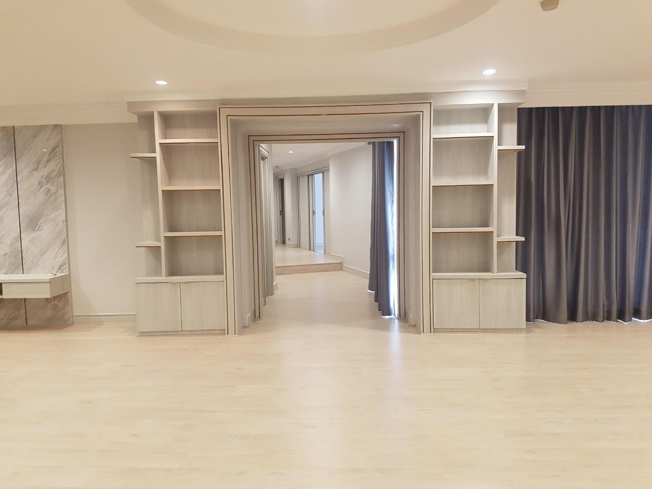 Edman and Partners Co.,Ltd Agency's Newly renovation 4 bedroom Room for rent - Raj Mansion   15