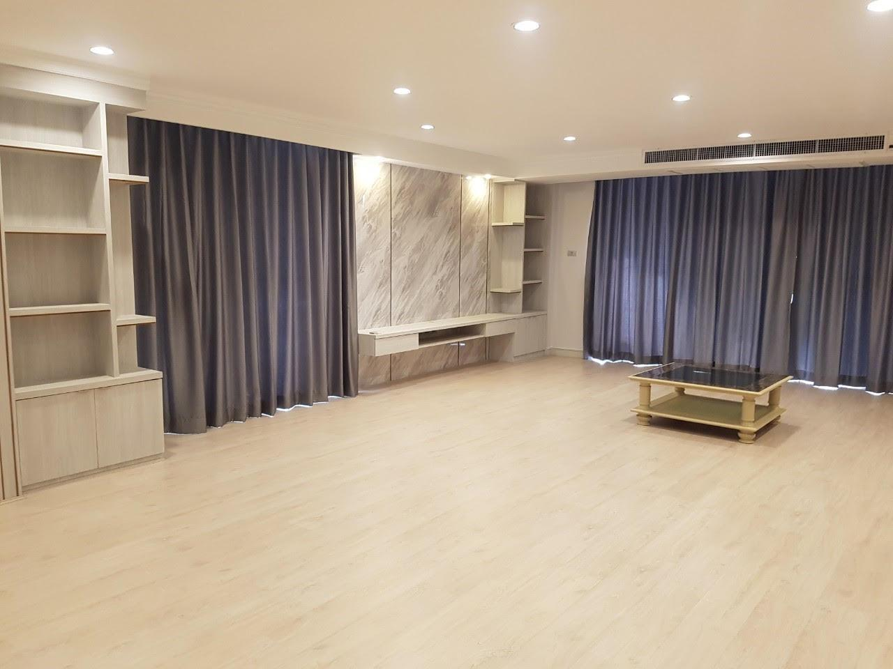 Edman and Partners Co.,Ltd Agency's Newly renovation 4 bedroom Room for rent - Raj Mansion   20