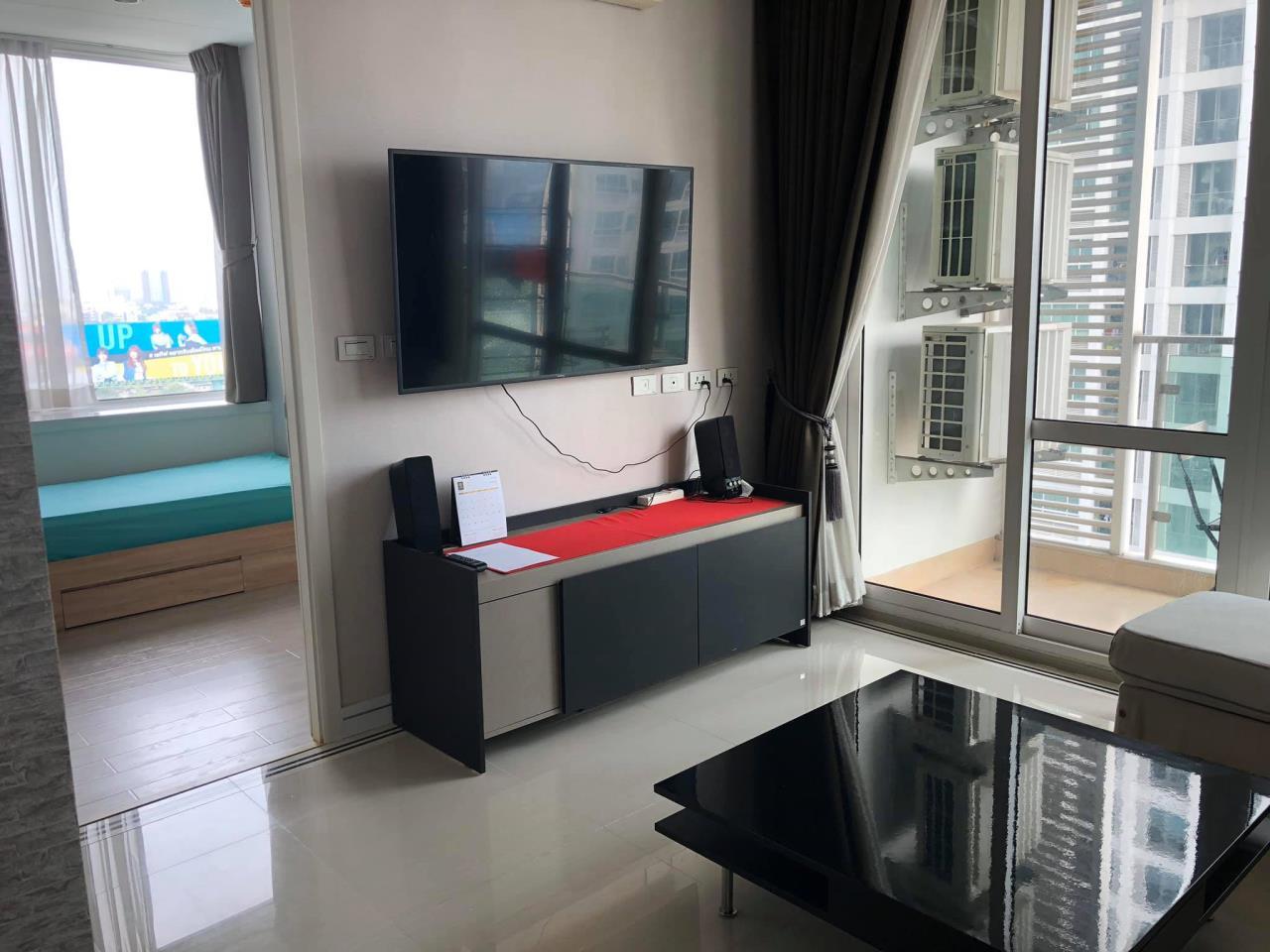 Edman & Partners Co.,Ltd. Agency's On Sale 4.9 M TC Green Rama 9 Condominium 3