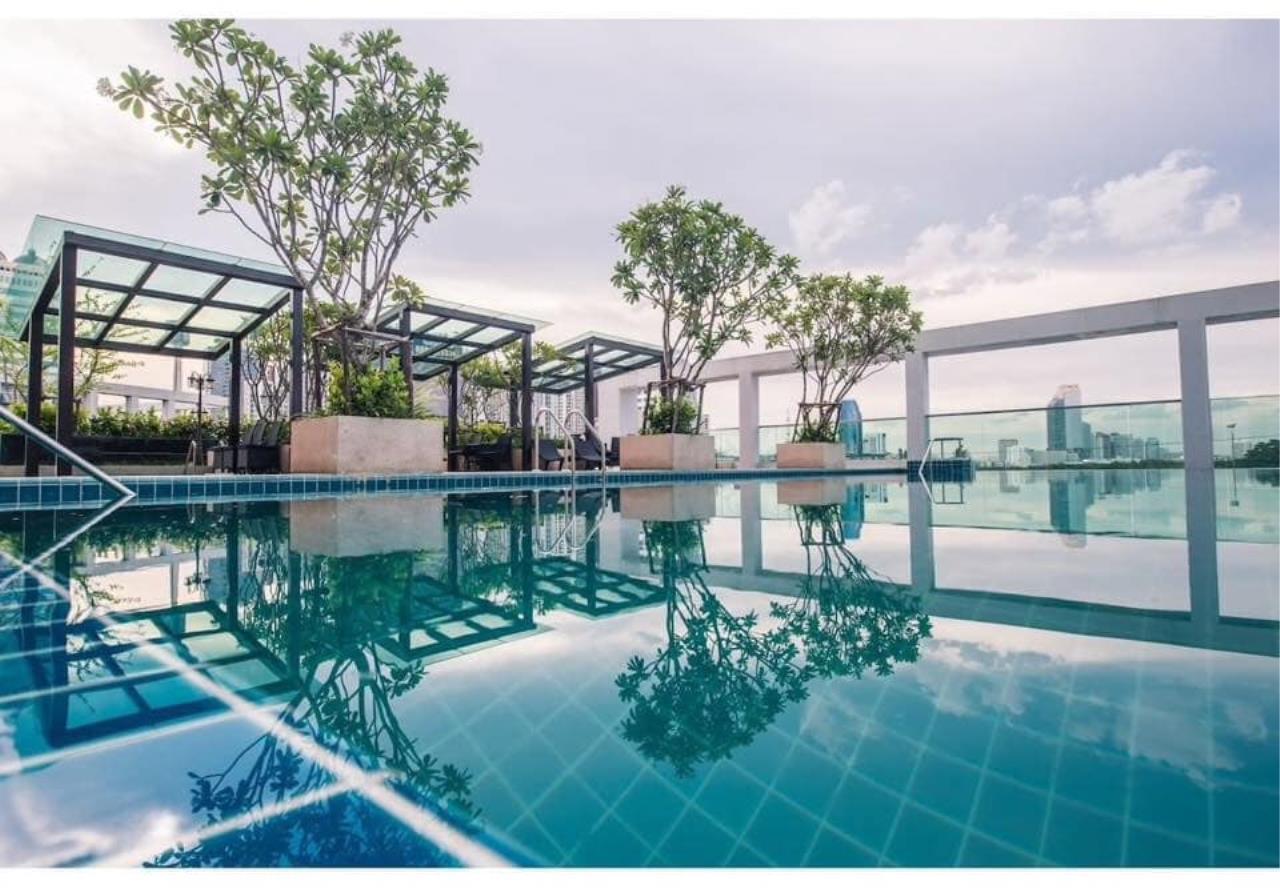 Edman & Partners Co.,Ltd. Agency's On Sale 4.9 M TC Green Rama 9 Condominium 1
