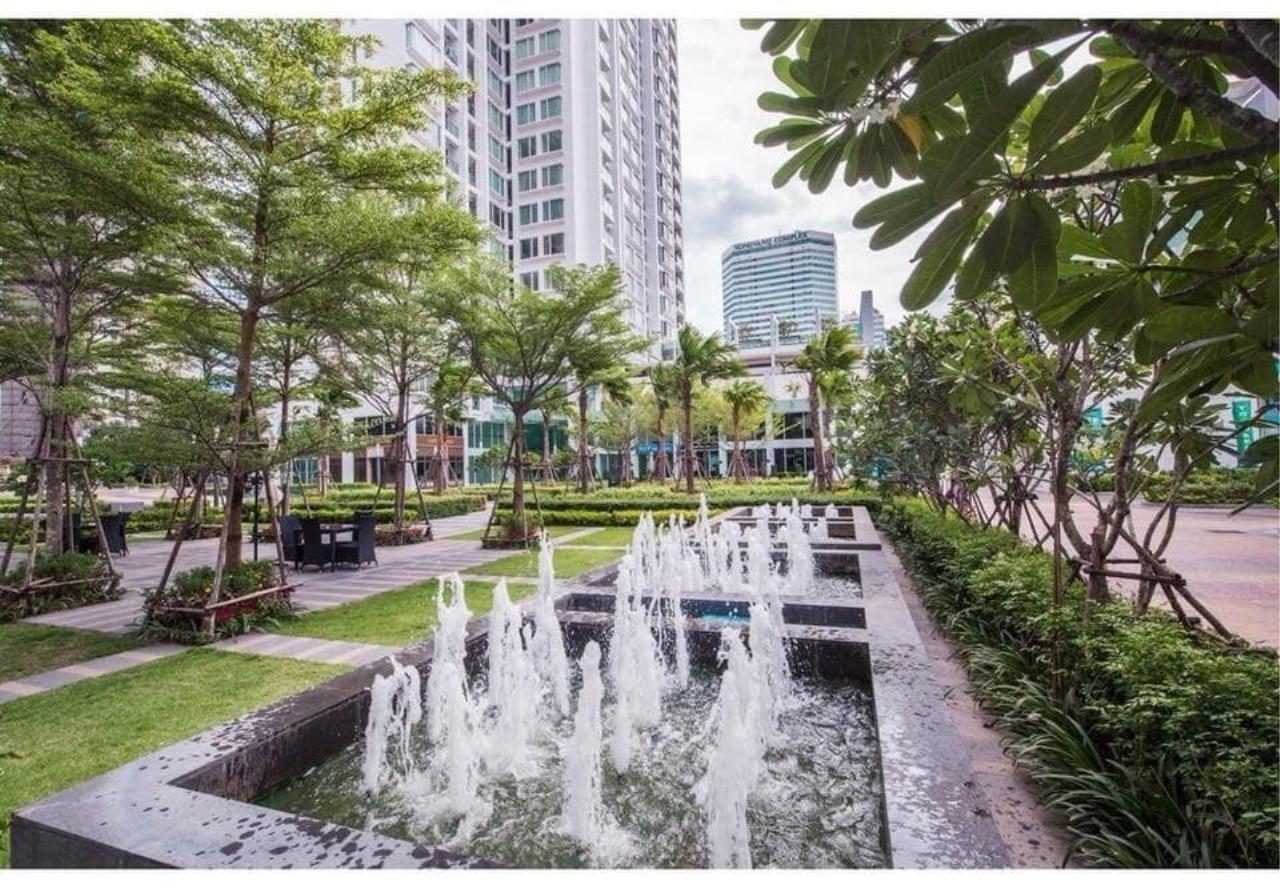 Edman & Partners Co.,Ltd. Agency's On Sale 4.9 M TC Green Rama 9 Condominium 5