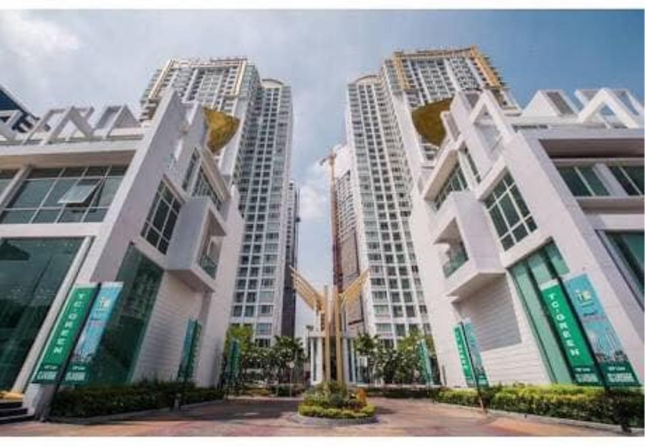 Edman & Partners Co.,Ltd. Agency's On Sale 4.9 M TC Green Rama 9 Condominium 7