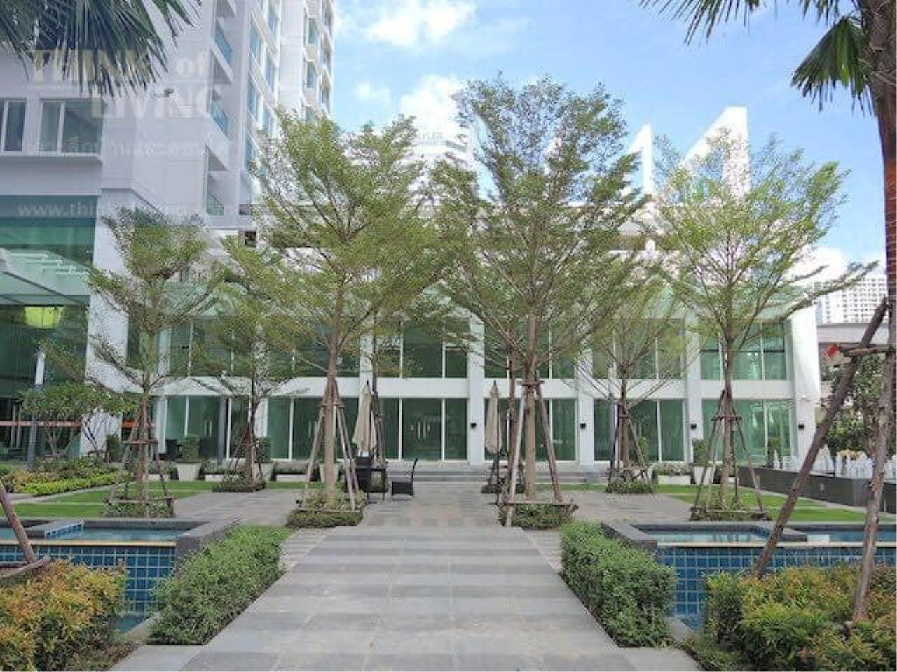 Edman & Partners Co.,Ltd. Agency's On Sale 4.9 M TC Green Rama 9 Condominium 11