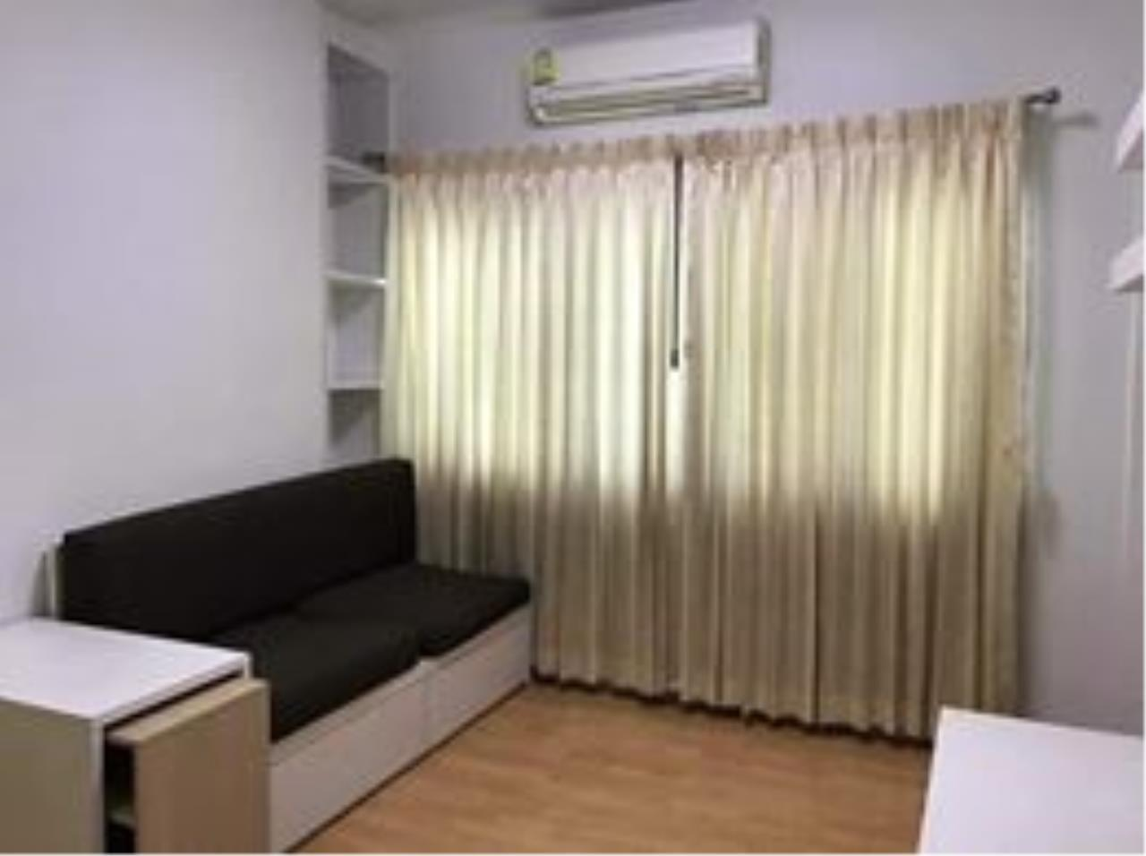 Agent - Thitiporn Sriboola Agency's My condo Ladprao 27 condo low rise for rent , nearby Ladprao MRT station 4
