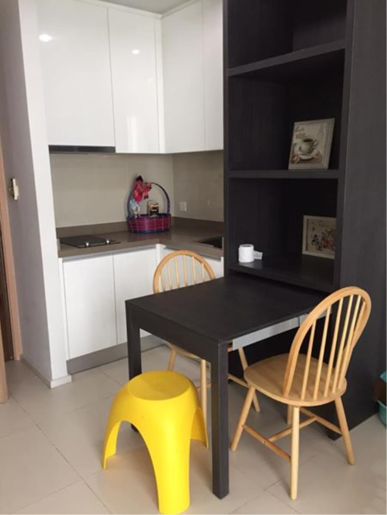 Agent - Thitiporn Sriboola Agency's M Condo Ladprao, condo high rise for rent, 300 meters to ladprao mrt station bangkok 5