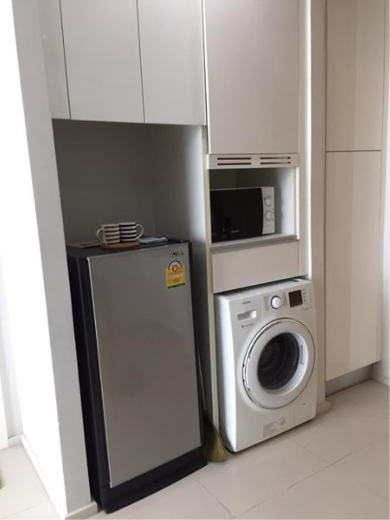 Agent - Thitiporn Sriboola Agency's M Condo Ladprao, condo high rise for rent, 300 meters to ladprao mrt station bangkok 6
