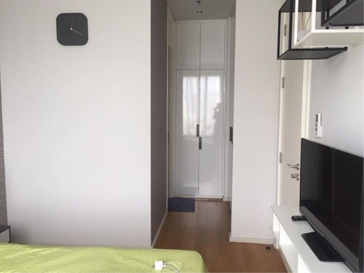 Agent - Thitiporn Sriboola Agency's M Condo Ladprao, condo high rise for rent, 300 meters to ladprao mrt station bangkok 7