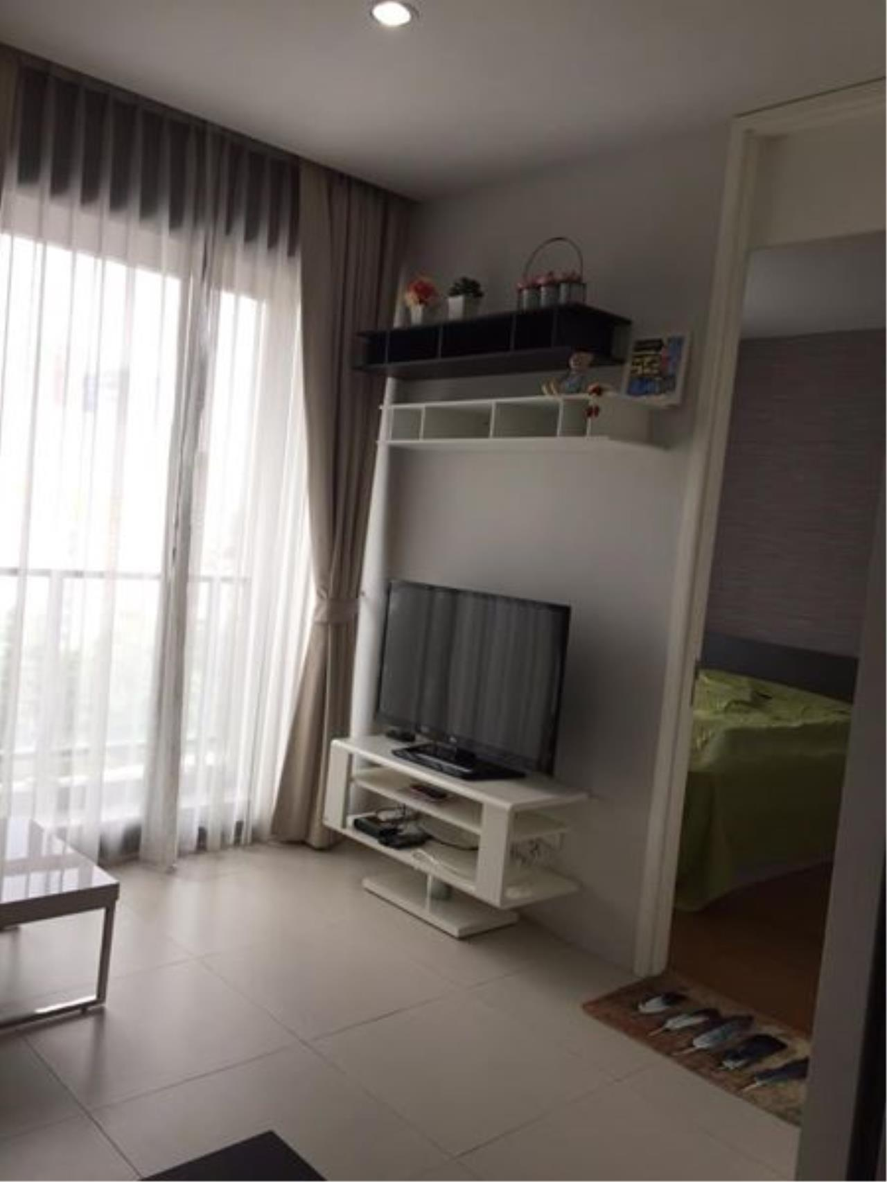 Agent - Thitiporn Sriboola Agency's M Condo Ladprao, condo high rise for rent, 300 meters to ladprao mrt station bangkok 1