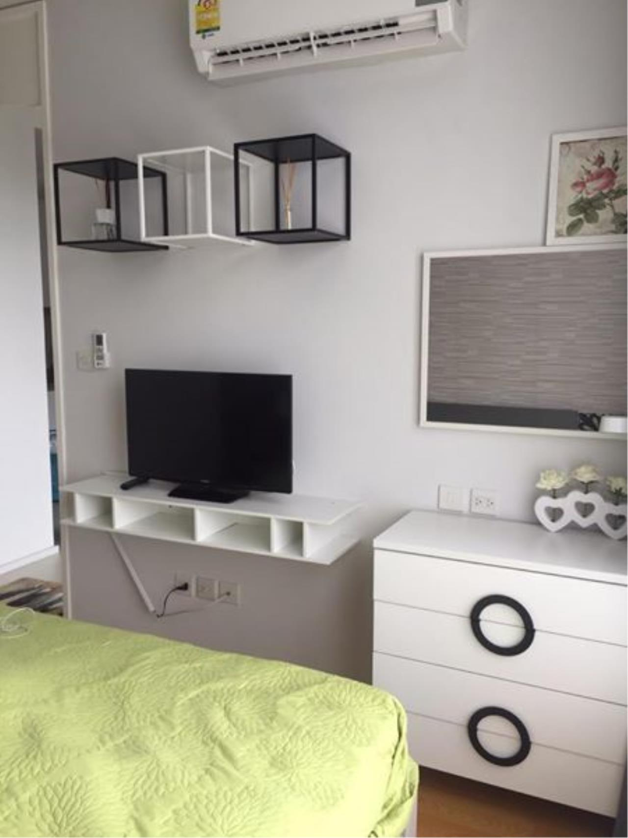 Agent - Thitiporn Sriboola Agency's M Condo Ladprao, condo high rise for rent, 300 meters to ladprao mrt station bangkok 3