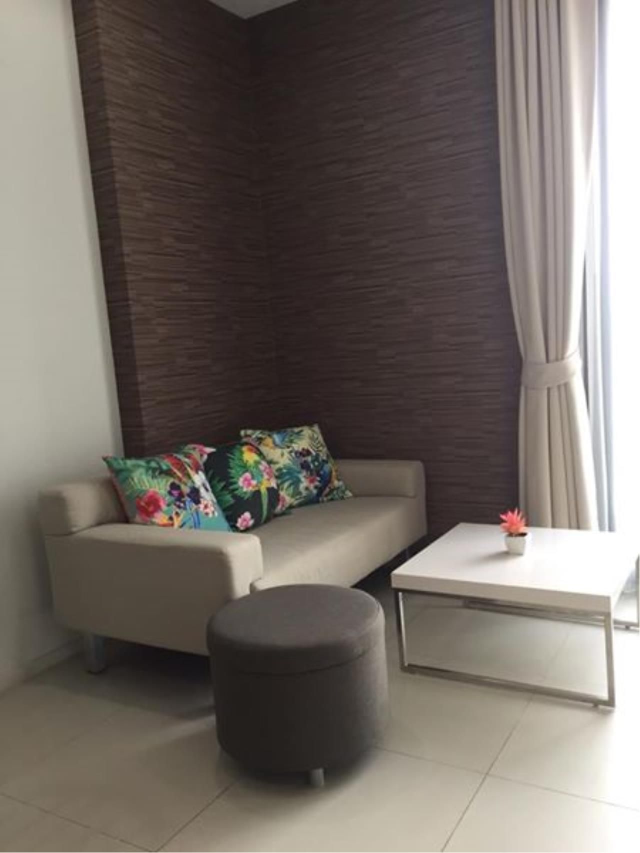 Agent - Thitiporn Sriboola Agency's M Condo Ladprao, condo high rise for rent, 300 meters to ladprao mrt station bangkok 2
