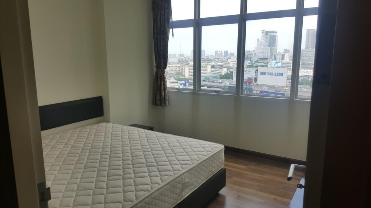 Agent - Thitiporn Sriboola Agency's Chewathai Ratchaprarop, high rise condo for rent. Near Victory Monument 900 m / 4 minutes by car 3