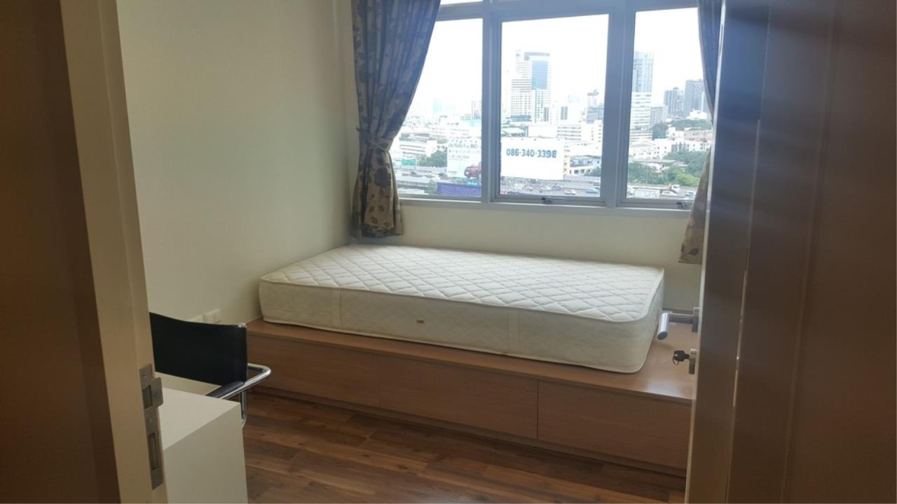 Agent - Thitiporn Sriboola Agency's Chewathai Ratchaprarop, high rise condo for rent. Near Victory Monument 900 m / 4 minutes by car 4