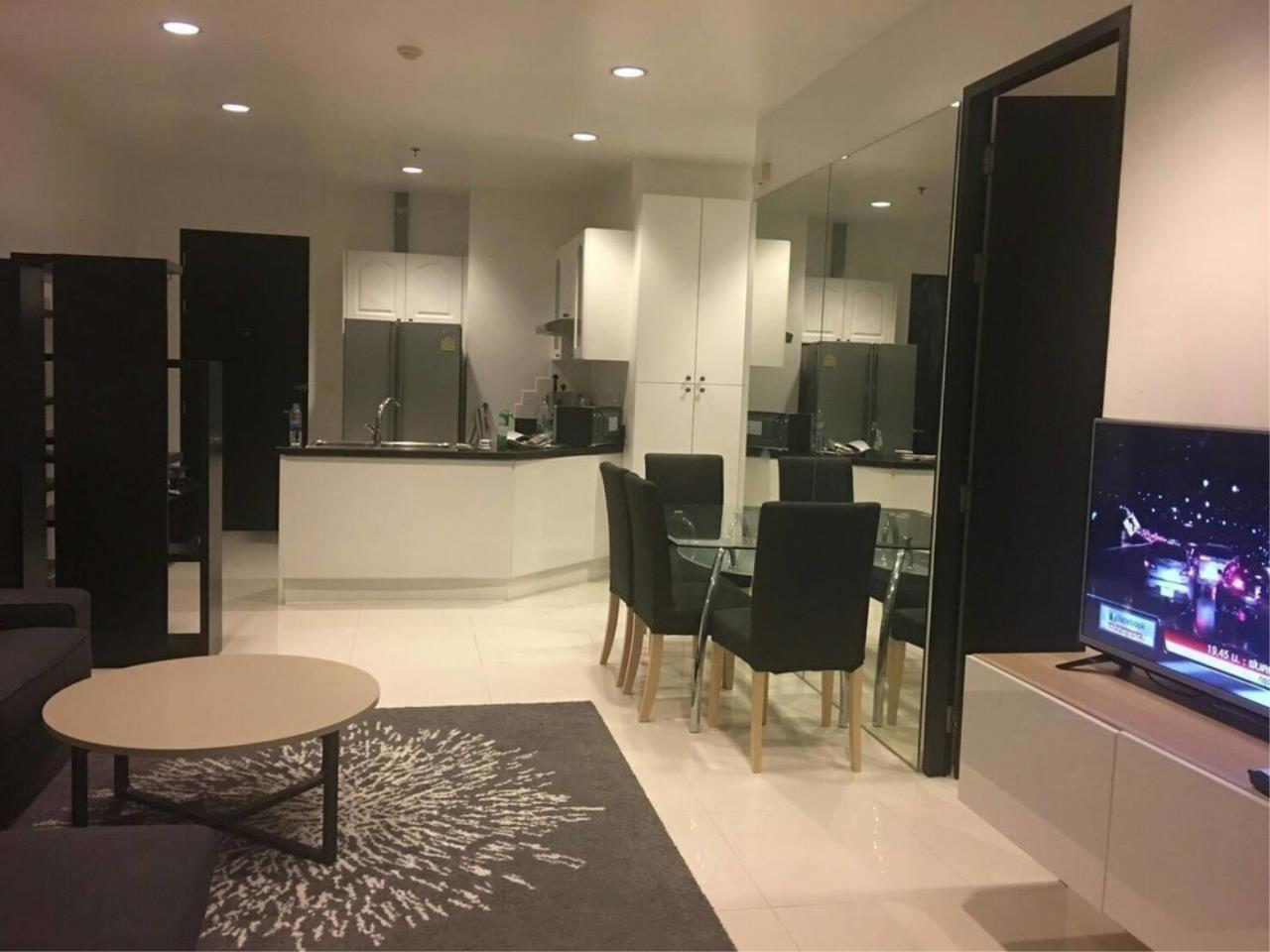 Agent - Thitiporn Sriboola Agency's Baan Klang Krung Siam-Pathumwan, High rise condo for rent, near  Ratchathewi 260 m / 4 minutes by foot 1