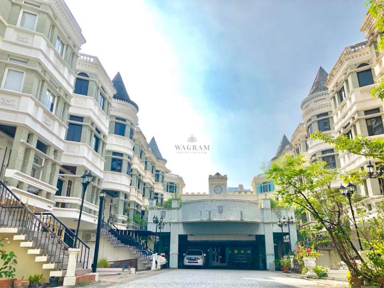 WAGRAM Co.,Ltd Agency's Moo Bann Chicha castle   1