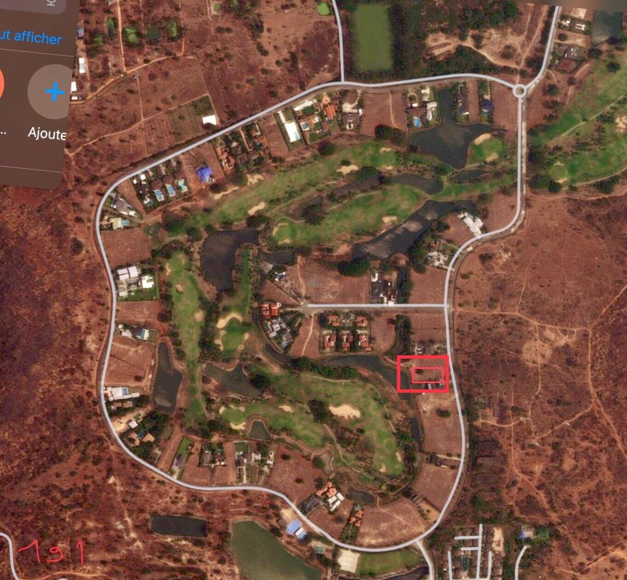 WAGRAM Co.,Ltd Agency's Land at Palm Hills Golf Club and Residence.P 191 2