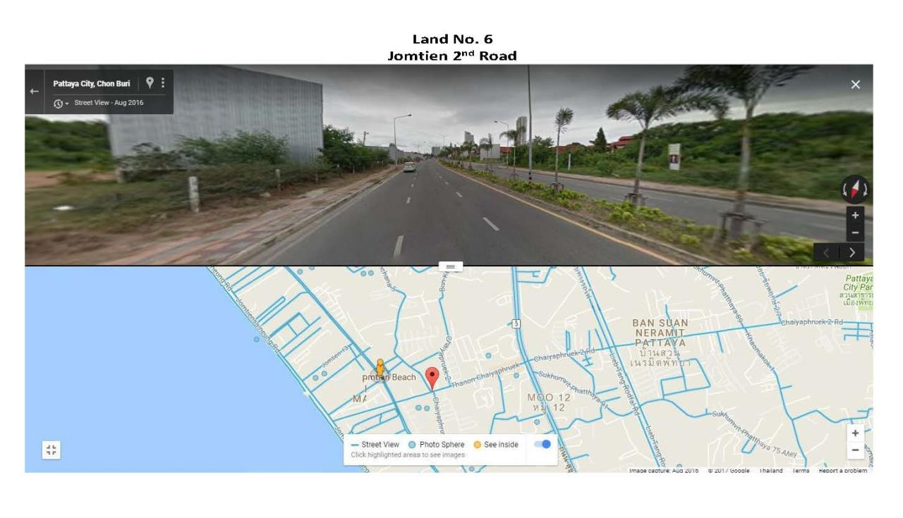 Hoontrakul Corporation Agency's Jomtien 2nd Road 2