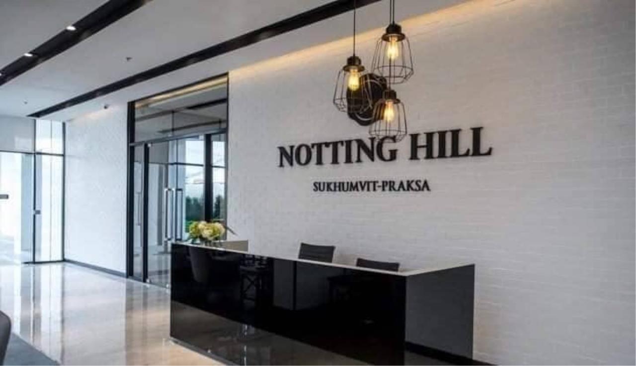 Blueocean property Agency's Condo For Rent – Notting Hill Sukhumvit Praksahythm Ekkamai 16