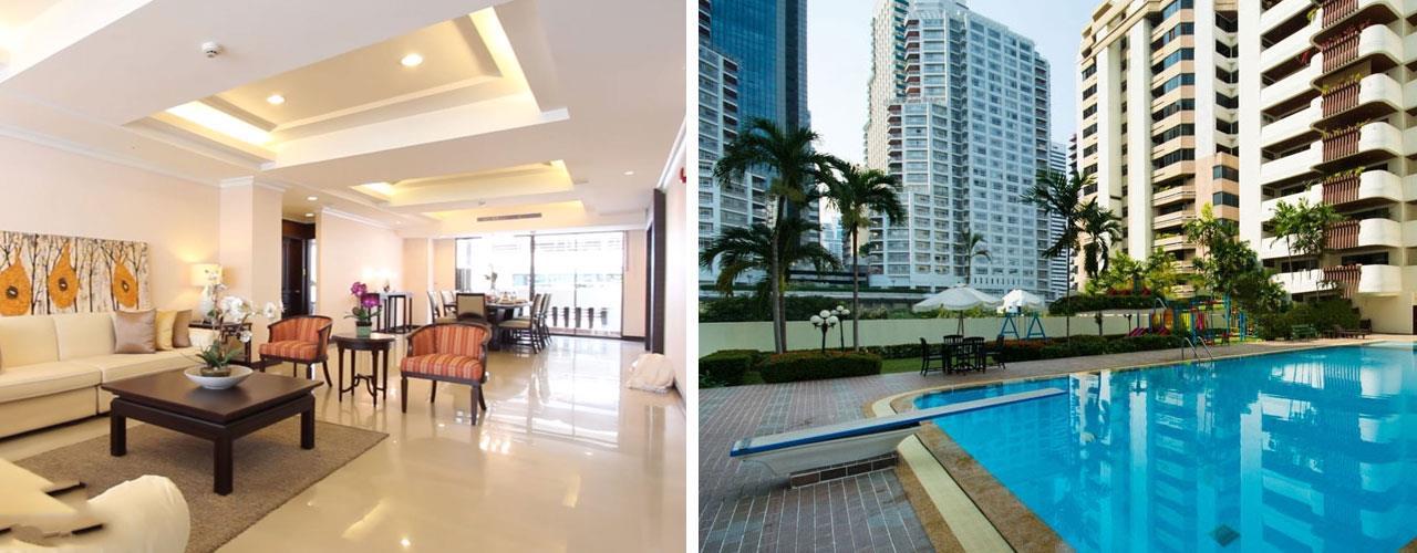 Blueocean property Agency's Condo For Rent – Hawaii Tower Sukhumvit 23 15