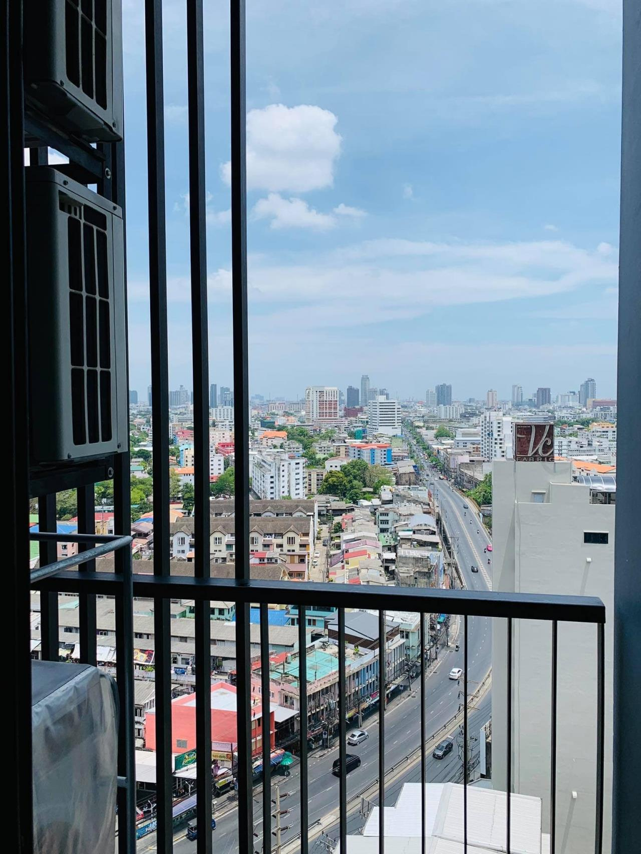 Blueocean property Agency's Condo For Rent – The Tree Sukhumvit 71 ( CODE : 20-06-0027-37 ) 9