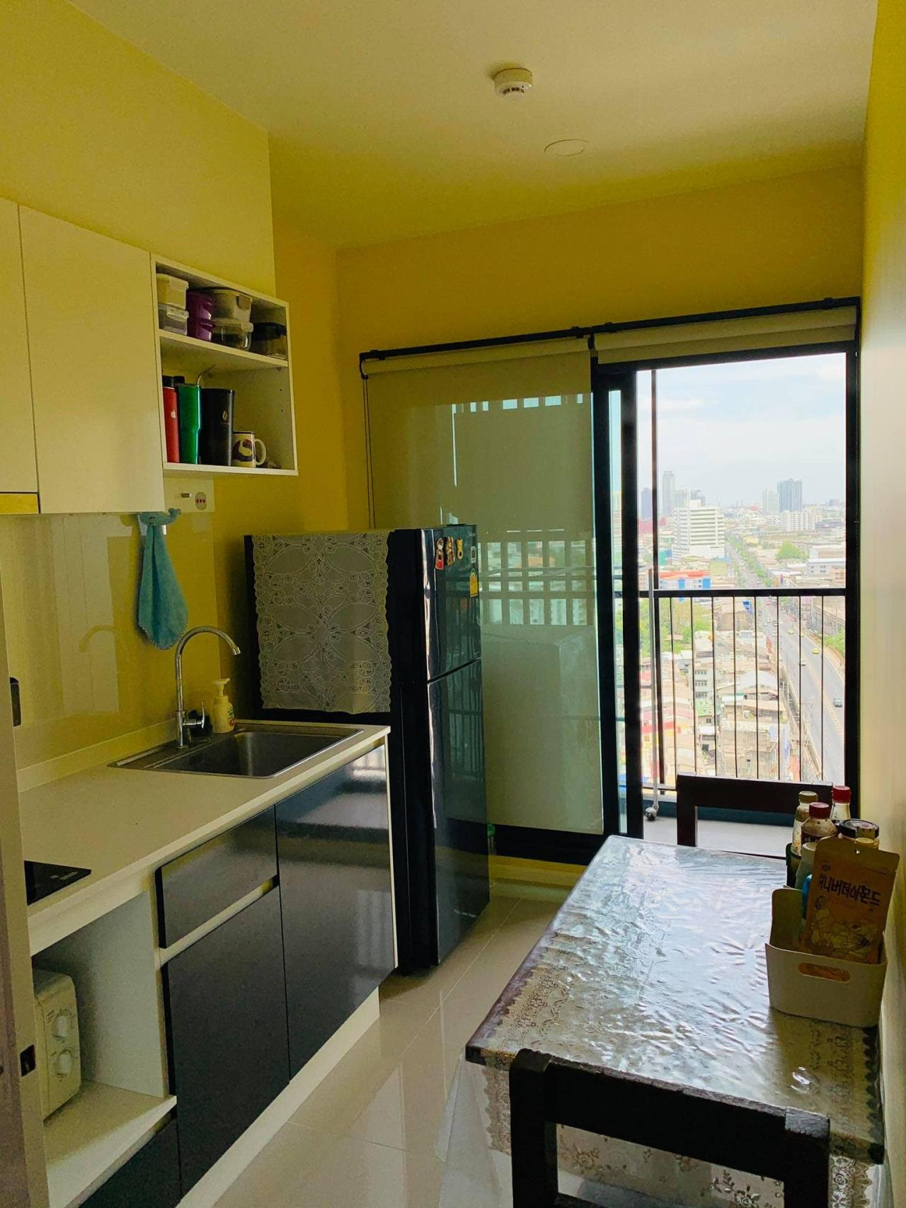 Blueocean property Agency's Condo For Rent – The Tree Sukhumvit 71 ( CODE : 20-06-0027-37 ) 11